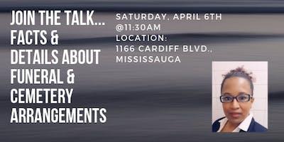 Join The Talk- Final Arrangements