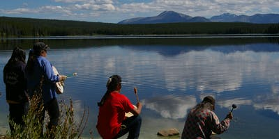Gathering For Sacred Water with the Tsilhqot\