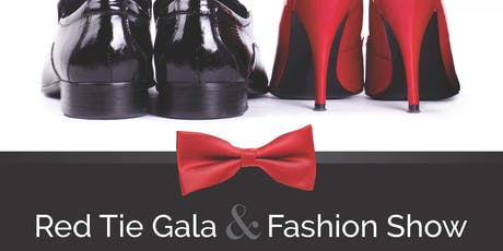 Red Tie Gala & Fashion Show tickets