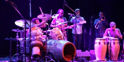 Paa Kow & His Afro-Fusion Orchestra @ NOAMESCO