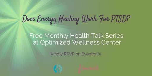 Energy Healing to Release Trauma (including PTSD, childhood, intergenerational heartache)