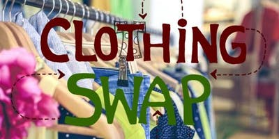 Swap til you Drop!  Clothing Swap