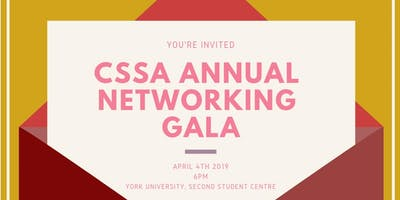 CSSA Networking Gala 2019