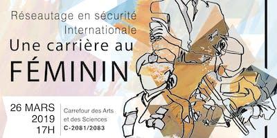 Réseautage en sécurité internationale: Une carrière au féminin