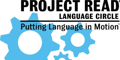 TEACHER TRAINING - Using Project Read  - choose 1, 2 or 3 sections