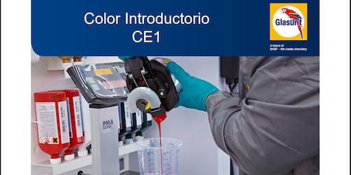 Curso de Color Introductorio  - CE1