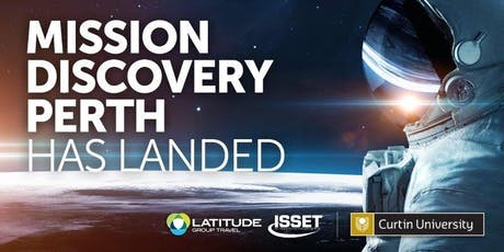 Mission Discovery Space + STEM School Holiday Program tickets