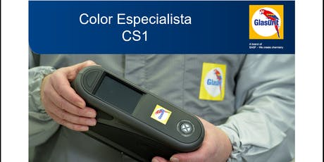 Curso de Color Especialista  - CS1 entradas
