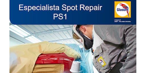 Curso especialista Spot Repair  - PS1