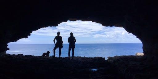 Women's Coomies Cave Walk // 23rd June