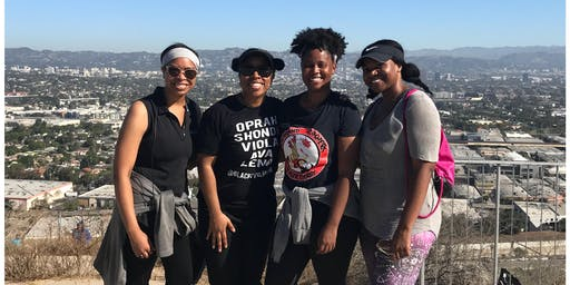 Movement & Motivation Hike w/ Black TV Film Crew - April