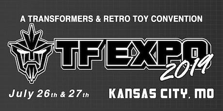 TF-EXPO 2019 tickets