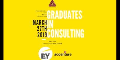 Graduates in Consulting Panel