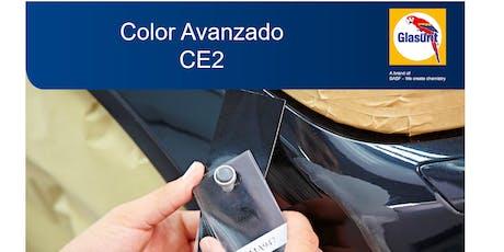 Curso de Color Avanzado  - CE2 tickets