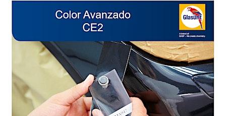 Curso de Color Avanzado  - CE2 entradas