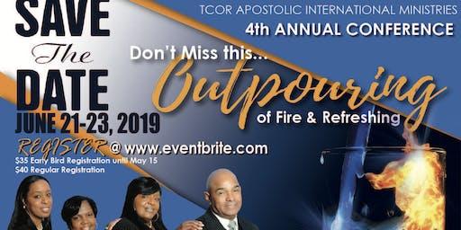 TCOR 4th Annual Conference 2019