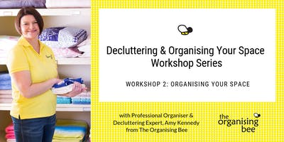 Organising Your Space Workshop with Professional O
