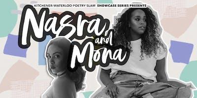 Nasra & Mona: KWPS Poetic Showcase Series