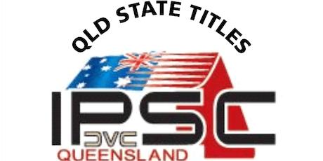 Queensland State Titles tickets