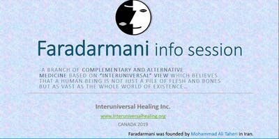 Faradarmani Healing Info Session