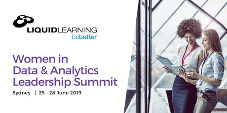 Women in Data & Analytics Leadership Summit tickets