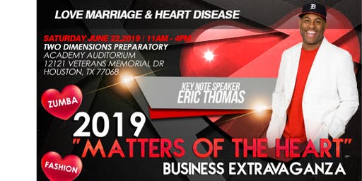 """Matters of the Heart"" Business Extravaganza"
