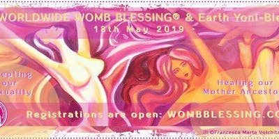 Full Moon Gathering- Worldwide Womb Blessing