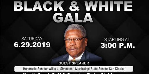 Kappa Alpha Psi Fraternity, Inc. - 2019 Southaven (MS) Alumni Chapter 6th Year Annual Black & White Gala
