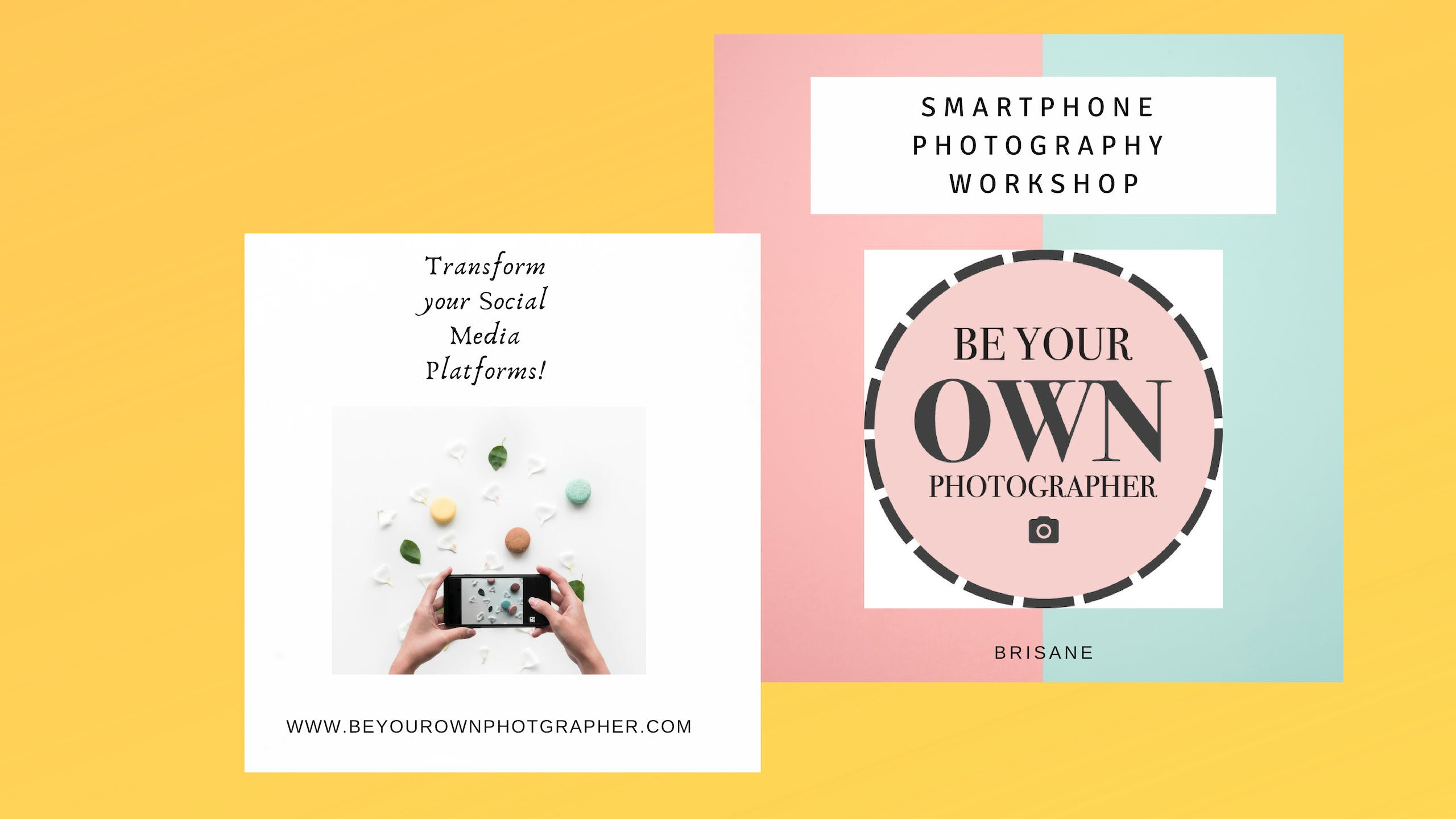 Smartphone Photography for Family/Business