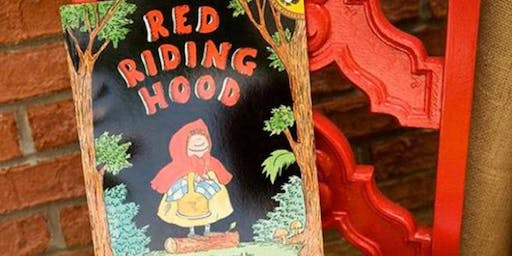 Red riding hood Afternoon tea with Puppet show