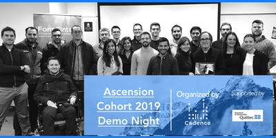 Ascension  Demo Night by Fintech Cadence