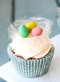 Easter Glam… Cupcakes! (Ages 8-14) Saturday A
