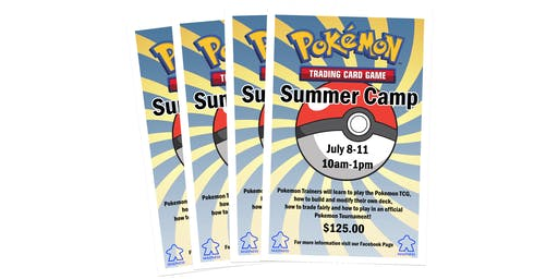 Pokémon Summer Camp