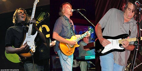 Blues/Rock Jam with Louie Zagoras tickets