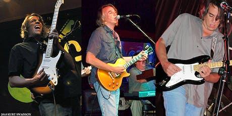 Blues/Rock Jam with Louie Zagoras tickets