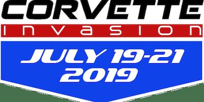 Corvette Invasion 2019