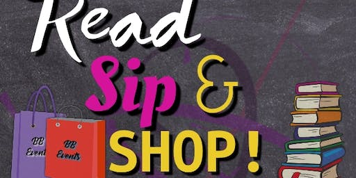 Read, Sip & Shop