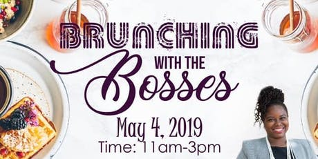 Brunching With The Bosses tickets