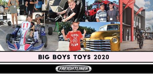 BIG BOYS TOYS 2020