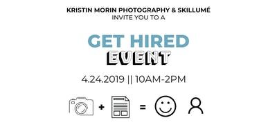 Get Hired Event
