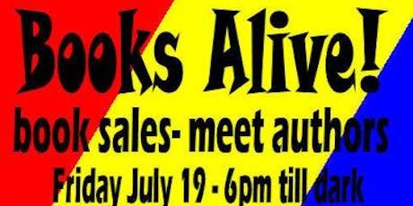 Books Alive! tickets