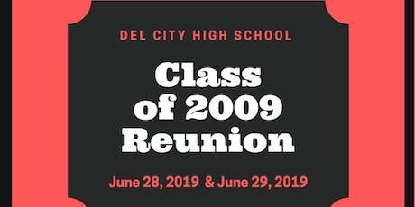 2009 Del City High School Class Reunion tickets