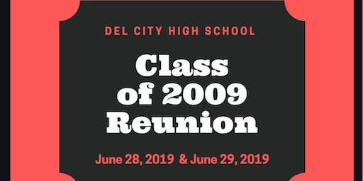 2009 Del City High School Class Reunion