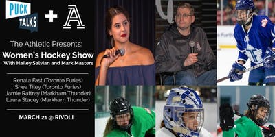 THE ATHLETIC & PUCK TALKS PRESENTS: Women\