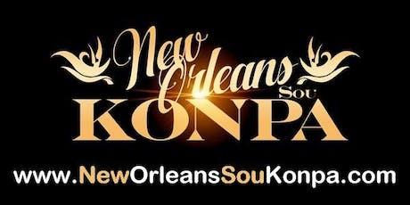 New Orleans Sou Konpa tickets
