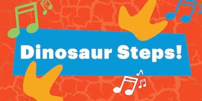 Dinosaur Steps!