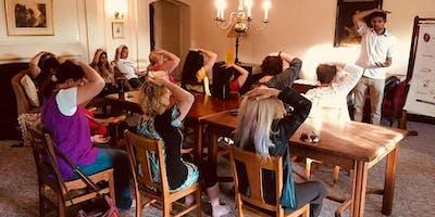 Let's Meditate Jacksonville- Free Guided Meditation Workshop