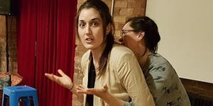 Improv comedy by Award winning Second City Alumnus...