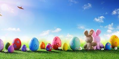 Easter egg hunt – Darwin
