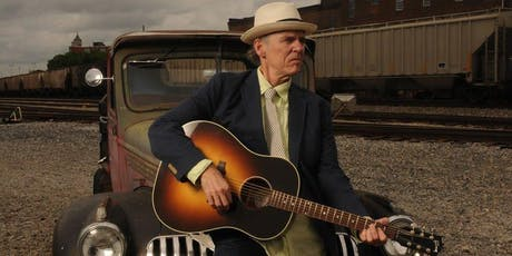 John Hiatt Solo Acoustic The Eclipse Sessions with special guest Logan Ledder ingressos
